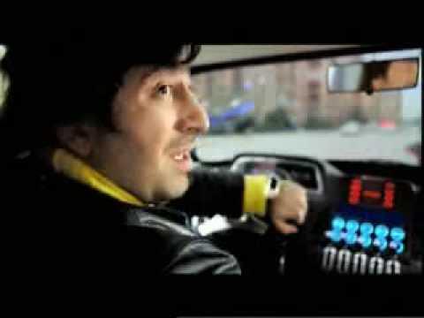 Knight Rider Inspired Commercial - Mike & GITT From OPET