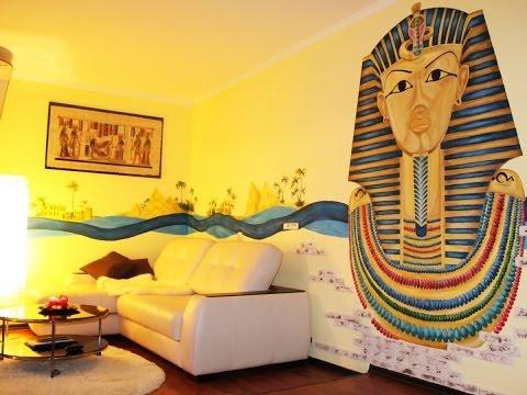 Стиль на заре цивилизации. Египетский стиль