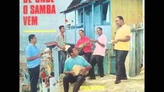 Conjunto Nosso Samba - 1969  De onde o Samba Vem (raro completo)