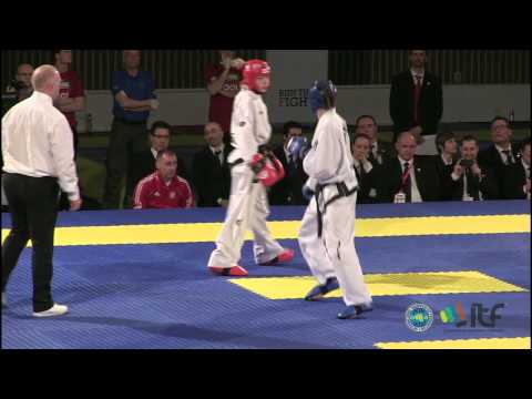 ITF Taekwon-Do Free Sparring
