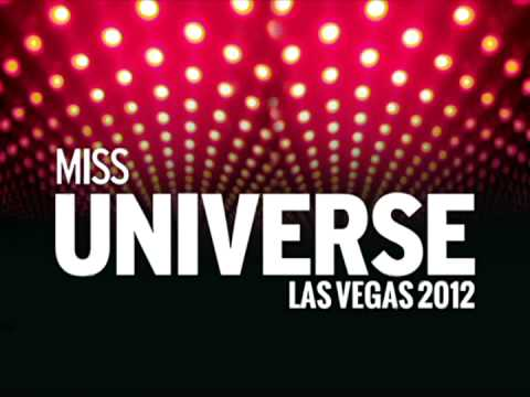 Miss Universe 2012 Opening Theme 2 - Live While We're Young (Dave Audé Remix) - One Direction