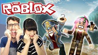 Roblox ENG-Extreme Parkour to survive!! -Flood Escape-#10