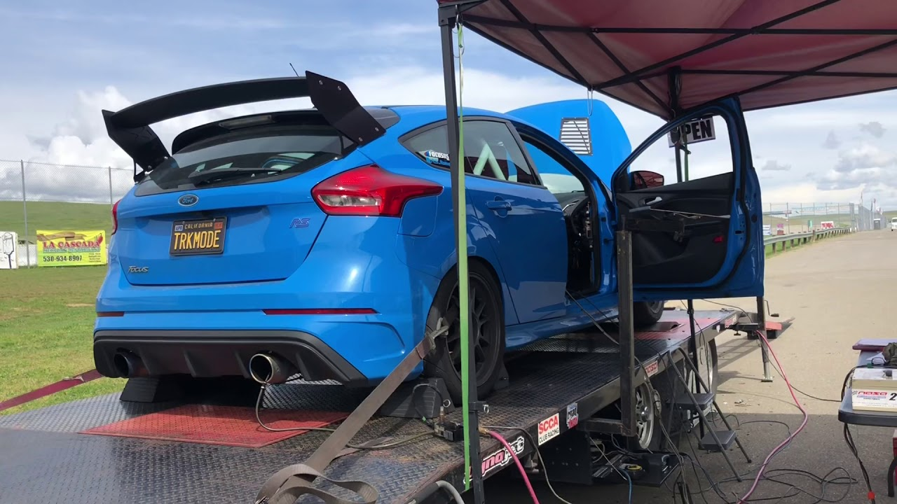 JST Performance 91 Map Dyno | Ford Focus RS Forum