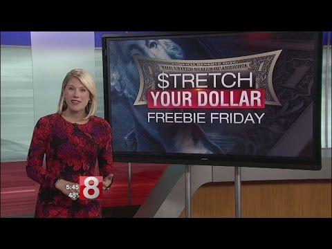 Stretch Your Dollar: Freebie Friday