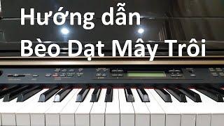 Hướng dẫn BÈO DẠT MÂY TRÔI | Piano Solo Easy | Đinh Công Tú
