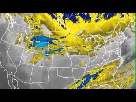 Snow, Cold Forecast for New England, Plains
