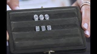 Diamonds 101: Length to Width Ratio