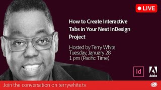 How to Create Interactive Tabs in InDesign