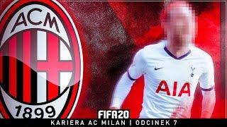 FIFA 20 - KARIERA AC MILAN | #07 - Idziemy po gwiazdę Tottenhamu!