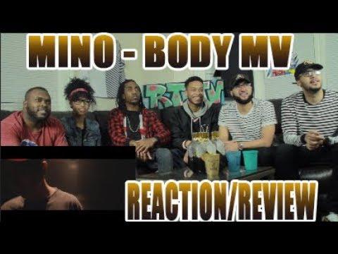 MINO - BODY MV REACTION/REVIEW