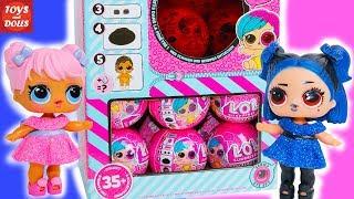 КУКЛЫ ЛОЛ В ГОСТЯХ! РАСПАКОВКА LOL Surprise Dolls Wave 2 TOY FOR KIDS Видео для Детей с Игрушками