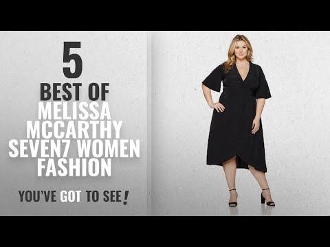 Melissa Mccarthy Seven7 Women Fashion [2018 Best Sellers]: Melissa McCarthy Seven7 Women's Plus Size. http://bit.ly/2WDEyq3