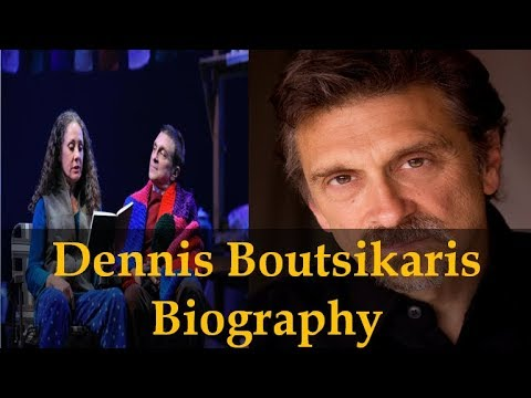 Hollywood Actor Dennis Boutsikaris  Actor  Net Worth  Debut  Carrier book