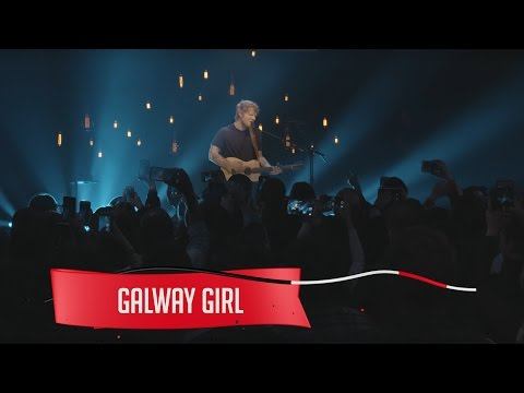 Ed Sheeran - Galway Girl (Live on the Honda Stage at the iHeartRadio Theater NY)