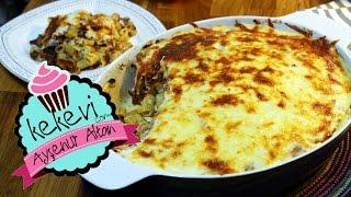 Beşamelli Fırın Makarna / Fırında Makarna | Ayşenur Altan Yemek Tarifleri
