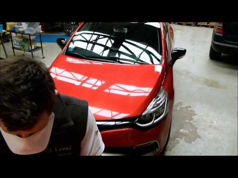 Detailing Clio 4 RS JL LAVAGE