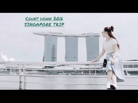 HAPPY NEW YEAR✈️ SINGAPORE Trip 🇸🇬  LIFEGoal: TRAVEL The WOrld🌎