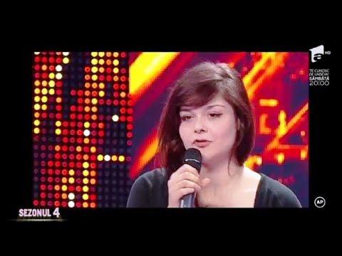 "Alexandra Crișan, tânăra cu un timbru vocal unicat - ""Purple Rain & Me And Only"""