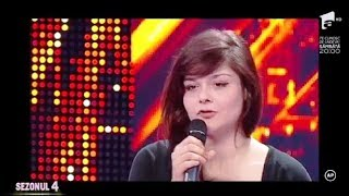 "Alexandra Crișan, tânăra cu un timbru vocal unicat - ""Purple Rain & Me And Only"""