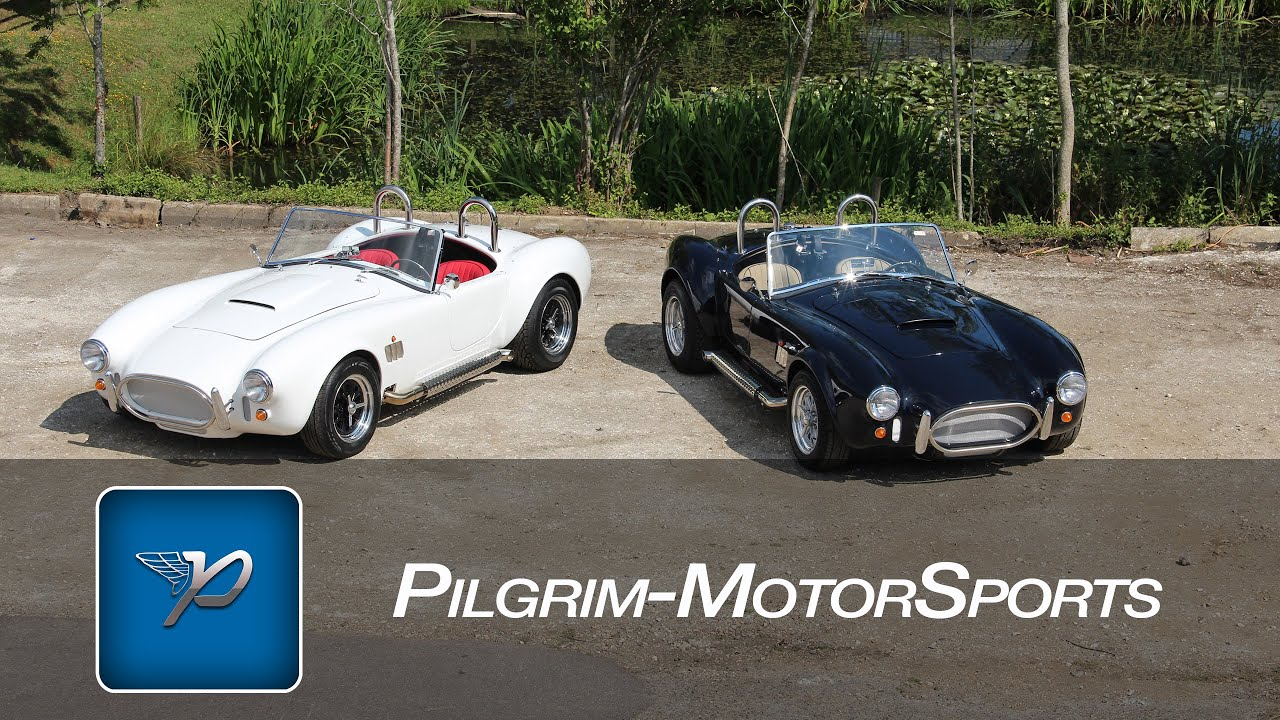 Build your own Cobra replica - Pilgrim MotorSports