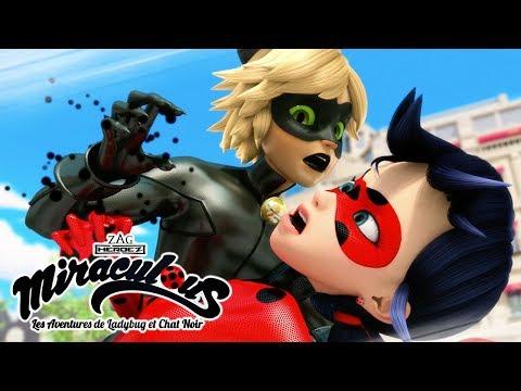 Miraculous Ladybug 🐞 Miraculous Compilation 🐞 Les Aventures De Ladybug Et Chat Noir