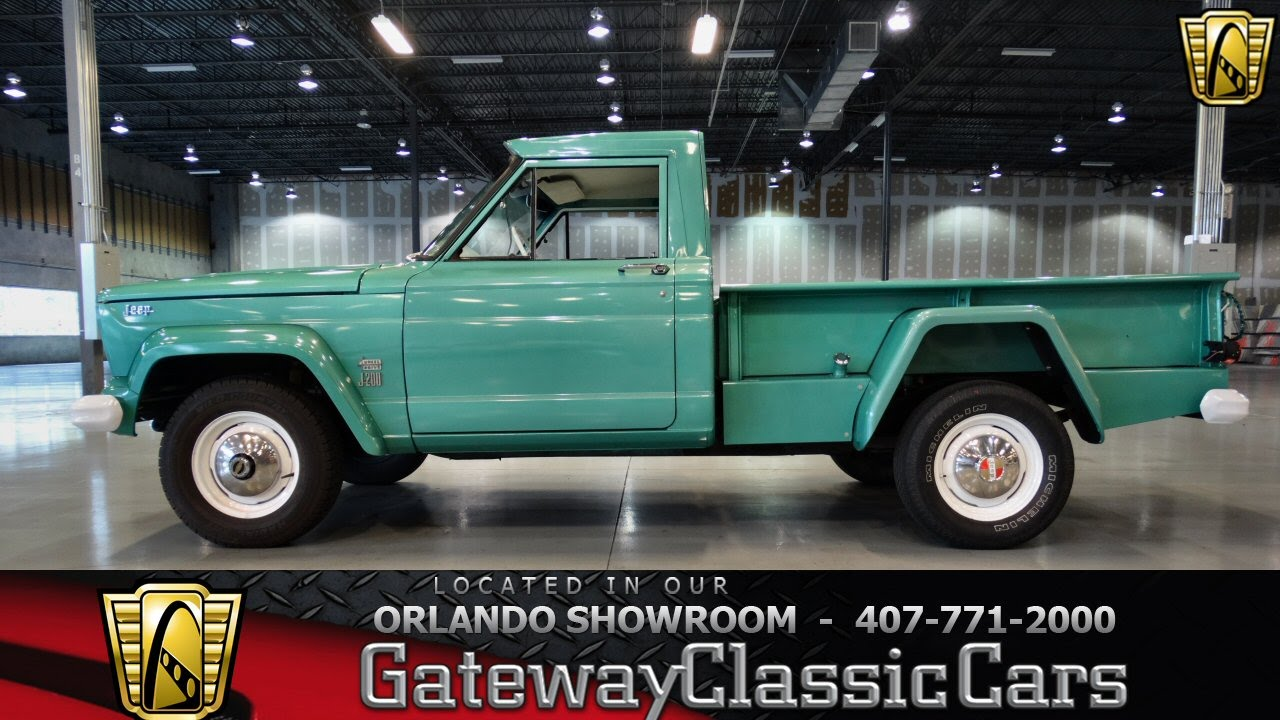 Jeep Gateway Classic Cars Orlando Youtube