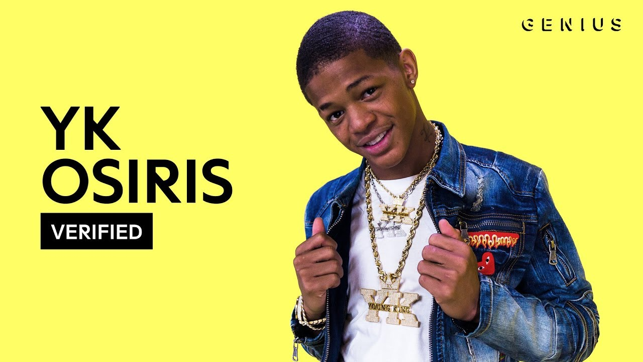 Yk Osiris Valentine Official Lyrics Meaning Youtube