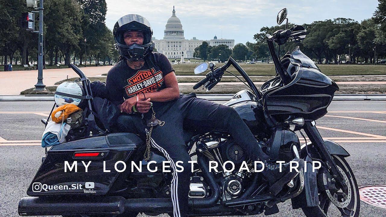 Motorcycling Across The East Coast - MO to Washington DC (Part 5)