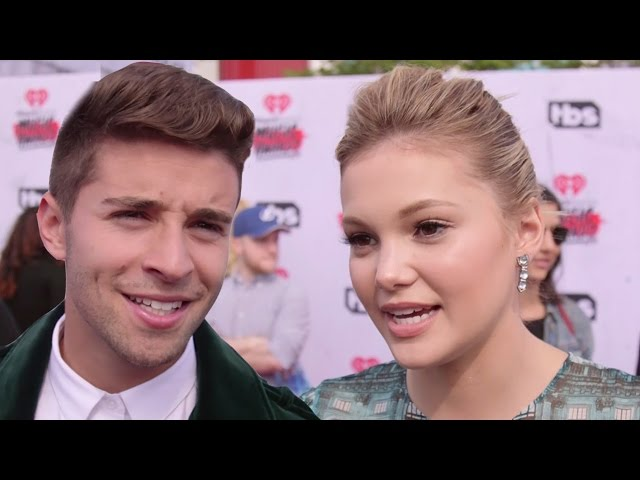 Olivia Holt, Jake Miller & More Celebs Spill Who They Fangirl Over at iHeartRadio Music Awards 2016
