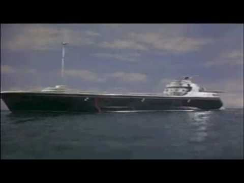 Thunderbirds - Danger at Ocean Deep: The Voyage of Ocean Pioneer I