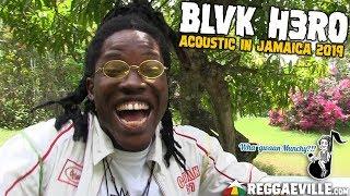 Blvk H3ro - Freestyle [Acoustic | Wha' Gwaan Munchy?!? 2019]