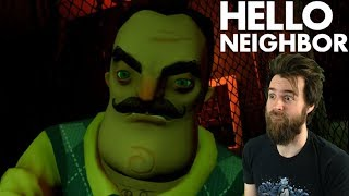 I THINK HE'S TIRED OF MY $H#T [HELLO NEIGHBOR] [#06]