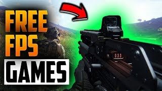 Top 12 New Free FPS PC Games TO Play On 2018 (June)!!