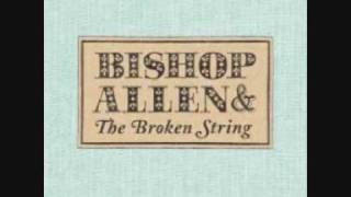 bishop allen shrinking violet
