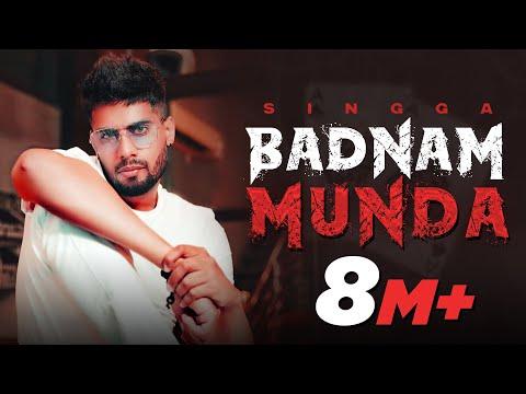 Badnam munda Lyrics | Singga Mp3 Song Download