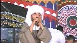 نوادر ريحانة المداحين الشيخ أمين الدشناوى| حفلات الأقصر | روووعه
