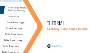 Creating Attendance Events