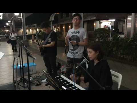 FULL VIDEO Live Busking @ Hougang Singapore