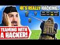 My Random Duo Was Actually HACKING! 😮 Modern Warfare Warzone