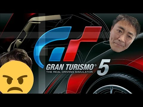 Gran Turismo 5 - Trying To Gold All Challenges + Inevitable Rage thumbnail