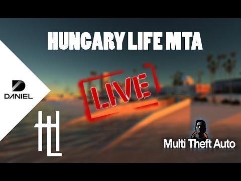 !LIVE! Hungary Life  - PD life   Stream 1000 feliratkozóig!