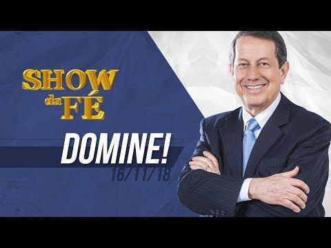 Show da Fé   Domine!   RR Soares