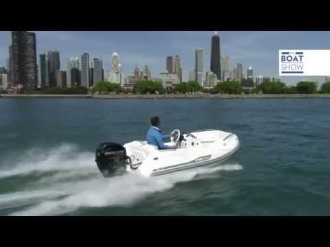 [ITA] ZAR TENDER ZF 1 - Review - The Boat Show