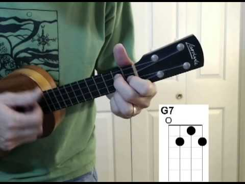 Ukulele ukulele chords up on the housetop : Up on the Housetop - Easy Ukulele Strum-along with Chords - YouTube