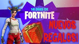 REGALO DIA 7 DE LOS *14 DIAS DE FORTNITE* CON SUSCRIPTORES | Fortnite Battle Royale