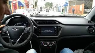 Test Drive - Tiggo 2 Automático