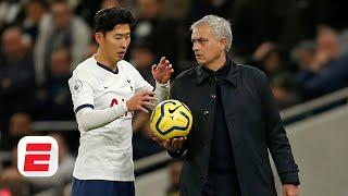 My son calls Son Heung-min 'Sonaldo Nazario' - Jose Mourinho | Premier League