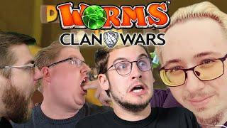 Alle auf einen 🎮 Worms Clan Wars