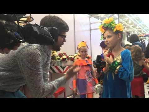 Варвара Mini Model International 2015 интервью HD Fashion Киев