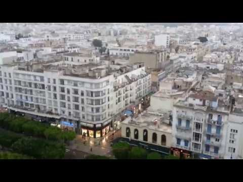 Discover Africa: City View of Tunis, Tunisia